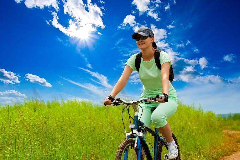 רכיבה על אופניים